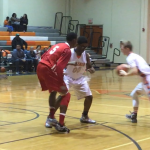 Valhalla High School Boys Varsity Basketball beat El Cajon Valley High School 64-56