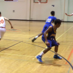 Valhalla High School Boys Junior Varsity Basketball falls to Grossmont High School 44-55
