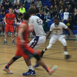 Valhalla High School Boys Varsity Basketball falls to Grossmont High School 59-71