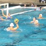 Valhalla High School Girls Varsity Water Polo beat Granite Hills 9-5