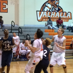 Valhalla High School Boys Junior Varsity Basketball falls to Steele Canyon 44-48