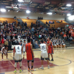 Valhalla High School Boys Varsity Basketball beat Steele Canyon 65-55