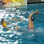 Valhalla High School Girls Junior Varsity Water Polo beat Helix High School 10-3