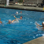 Valhalla High School Girls Junior Varsity Water Polo beat San Pasqual High School 15-2