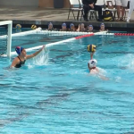 Valhalla High School Girls Junior Varsity Water Polo beat West Hills High School 6-4