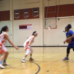 Valhalla High School Girls Varsity Basketball falls to Grossmont High School 32-35