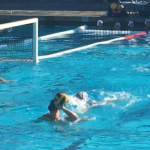 Valhalla High School Girls Varsity Water Polo beat Rancho Buena Vista High School 6-4