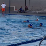 Valhalla High School Girls Varsity Water Polo beat Rancho Bernardo High School 11-3
