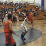 Valhalla High School Boys Varsity Basketball falls to West Hills High School 52-63