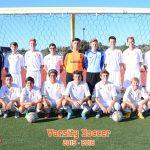 Valhalla High School Boys Varsity Soccer falls to Granite Hills 0-1