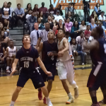 Valhalla High School Boys Varsity Basketball falls to Steele Canyon 64-70
