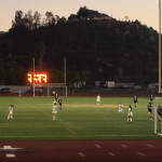 Valhalla High School Girls Varsity Soccer ties Steele Canyon 1-1