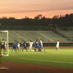 Valhalla High School Boys Varsity Soccer ties Grossmont High School 2-2