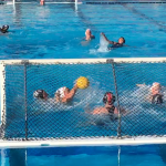 Valhalla High School Girls Varsity Water Polo beat Westview High School 10-9
