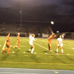 Valhalla High School Girls Varsity Soccer beat Granite Hills High School 1-0