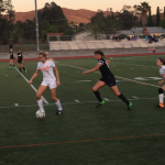 Valhalla High School Girls Varsity Soccer falls to El Dorado – State Regionals 1-2