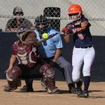 Valhalla High School Varsity Softball falls to Bishops 10-4