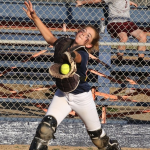 Valhalla High School Varsity Softball falls to Ramona 3-2