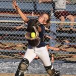 Valhalla High School Varsity Softball falls to Ramona 3-2