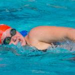 Valhalla High School Girls Varsity Swimming finishes 1st place