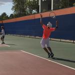 Valhalla High School Boys Varsity Tennis falls to San Dieguito Academy 14-4