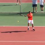 Valhalla High School Boys Varsity Tennis ties Grossmont High School 9-9