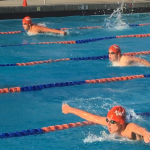 Valhalla High School Boys Varsity Swimming beat West Hills High School 132-58