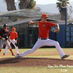 Valhalla High School Varsity Baseball beat La Jolla High School 9-3