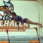 Valhalla High School Girls Varsity Gymnastics finishes in 1st place
