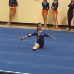 Valhalla High School Girls Junior Varsity Gymnastics finishes in 1st place