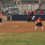 Valhalla High School Junior Varsity Softball ties El Capitan High School 10-10