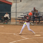 Valhalla High School Varsity Softball beat El Capitan High School 13-4