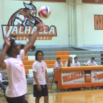 Valhalla High School Boys Varsity Volleyball falls to Steele Canyon High School 3-0