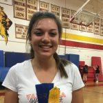 Valhalla High School Girls Junior Varsity Gymnastics finishes 1st place