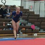Valhalla High School Girls Varsity Gymnastics finishes 1st place