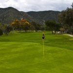 Valhalla High School Boys Varsity Golf beat La Jolla Country Day School 202-204