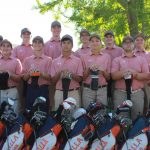 Boys Golf – League Champions