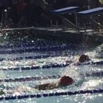Valhalla High School Boys Junior Varsity Swimming beat Grossmont High School 105-70