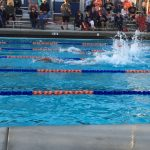 Valhalla High School Girls Junior Varsity Swimming beat Steele Canyon High School 127-58
