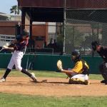 Valhalla High School Varsity Baseball falls to El Capitan High School 5-2