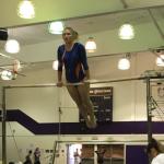 Valhalla High School Girls Varsity Gymnastics finishes 2nd place