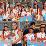 Valhalla High School Varsity Softball beat Steele Canyon High School 3-2