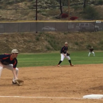 Valhalla High School Varsity Baseball falls to El Capitan High School 2-1