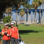 Valhalla High School Girls Varsity Golf beat Coronado High School 245-260