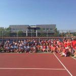 Valhalla High School Girls Varsity Tennis ties Cathedral Catholic High School 0-0