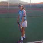 Valhalla High School Girls Varsity Tennis beat Granite Hills High School 13-5