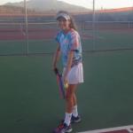 Valhalla High School Girls Varsity Tennis beat Granite Hills High School 13-5