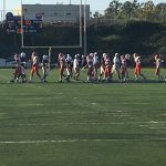 Valhalla High School Junior Varsity Football beat Scripps Ranch High School 20-7