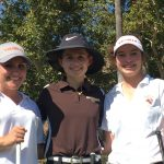 Valhalla High School Girls Varsity Golf beat Francis Parker High School 220-257