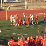 Valhalla High School Junior Varsity Football falls to Granite Hills 16-14